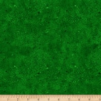 Wilmington Essentials Mid-Year 2017 Spatter Texture Forest Green