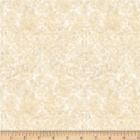 Wilmington Plumage Damask Ivory