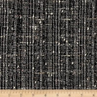 French Imported Tweed Boucle Coating Multi