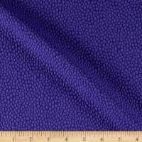 Pebble Jacquard Knit Purple