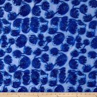 Sutash Sequin Mesh Lace Royal