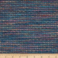 Chanel Wool Boucle Blue Multi