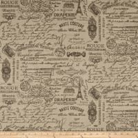 Pretty Paris Jacquard Natural
