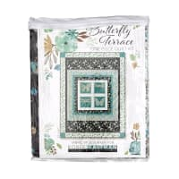 Kaufman Butterfly Terrace Quilt Kit