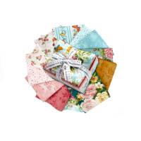 Kaufman Lady Elizabeth Fat Quarter Bundle Spring