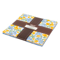 Kaufman Sunshine Garden Ten Square Pack