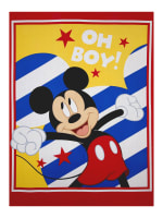 Disney Mickey Traditional Oh Boy Mickey Panel Multi