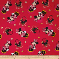 Disney Minnie Traditional Minnie Purses Red