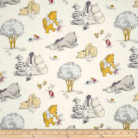 Disney Pooh Nursery A Togetherish Sort Of Day Multi