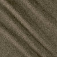 Ralph Lauren Home Burke Melton Wool Plain Mocha