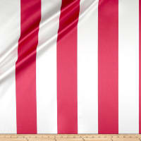 Ralph Lauren Home Pringle Stripe Sateen Begonia