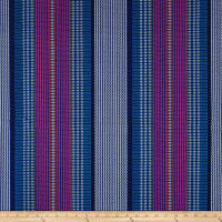 Ralph Lauren Home Outdoor De La Luz Stripe Lagoon