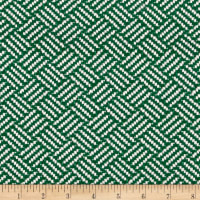 Ralph Lauren Home LCF68103F Outdoor Juta Weave Basketweave Bottle Green