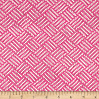 Ralph Lauren Home LCF68102F Outdoor Juta Weave Basketweave Magenta