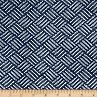 Ralph Lauren Home Outdoor Juta Weave Basketweave Navy