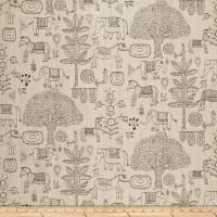 Justina Blakeney Fancy Forest Jacquard Stone