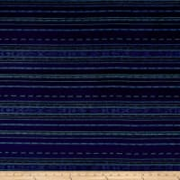 Ralph Lauren Home Gambel Stripe Wool Indigo