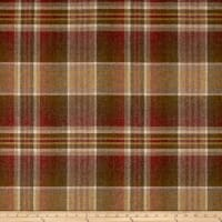 Ralph Lauren Donovan Plaid Wool Brick
