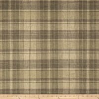 Ralph Lauren Home Eliott Plaid Melton Wool Teak