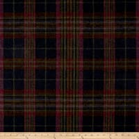 Ralph Lauren Home Hardwick Plaid Melton Wool Logan Berry