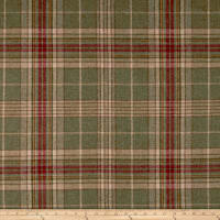 Ralph Lauren Home LFY60540F Hardwick Plaid Melton Wool Woodland