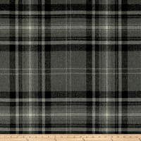 Ralph Lauren Home Hawthorne Plaid Melton Wool Flint