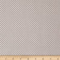 Riley Blake Sweet Prairie Gingham Gray