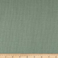 100% European Linen Basketweave Upholstery Seaglass