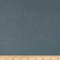 100% European Linen Basketweave Upholstery Mineral