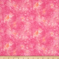Timeless Treasures Solid-ish Watercolor Texture Fuchsia