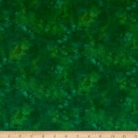 Timeless Treasures Solid-ish Watercolor Texture Green