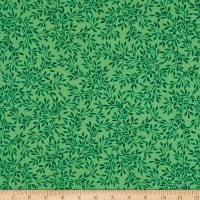 Timeless Treasures Island Breeze Small Allover Vines Green