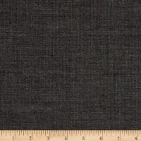 Stripe High Twist Super 110 Suiting Charcoal