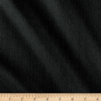 Twill Stripe Super 110 Suiting Black