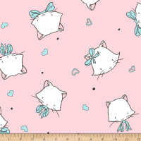 Shannon Sweet Melody Designs Whiskers Cuddle Blush