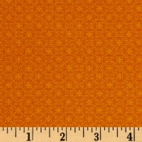 Modern Melody Basic Filigree Geo Orange