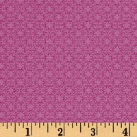 Modern Melody Basic Filigree Geo Fuchsia