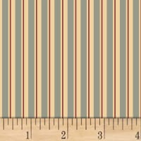 Pauline Stripe Blue