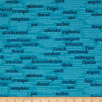 Wordplay Vocabulary Teal