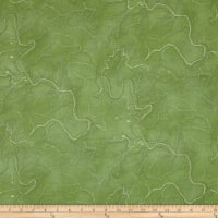 Meridian Topography Green