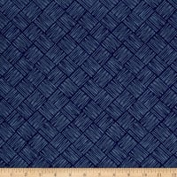 Tool Time Scratchy Squares Navy