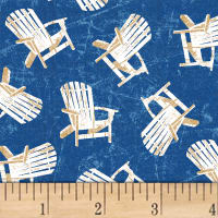 Shoreline  Chairs Blue