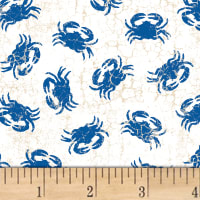 Shoreline  Crabs Blue