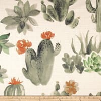 14 Karat Home Cactus Original Barkcloth
