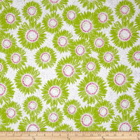 Makers Home Sunflower Grass Green