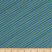 Seaside Stripe Navy