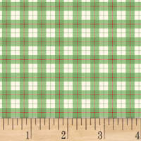 A Walk In The Woods Plaid Green