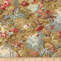 "Larisa C.1870 - 108"" Quilt Back Multi"