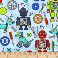 One Of A Kind Mr. Roboto Multi