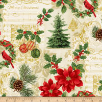 Deck The Halls Deck The Halls Metallic Multi